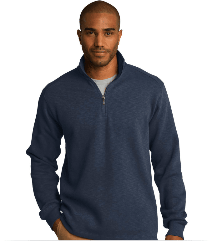 14 Zip Pullovers Embroidery Customized and Personalized