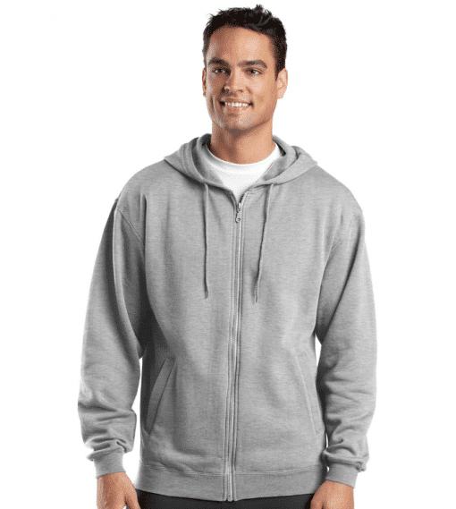 Custom Hooded Sweatshirt Full Zip