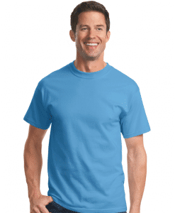custom logo 100% cotton t-shirts