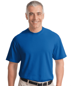 Personalized Rapid Dry Crew Neck T-Shirt