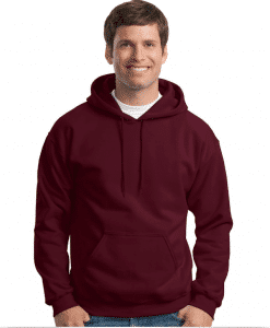 Custom Logo Hooded Sweatshirt Pullover