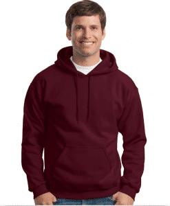 Custom Logo Hooded Sweatshirt Pullover