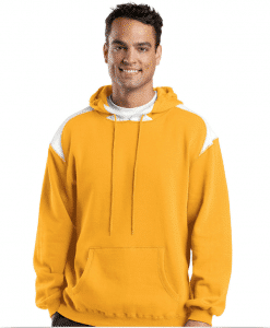 Custom Hooded Pullover Sweatshirt