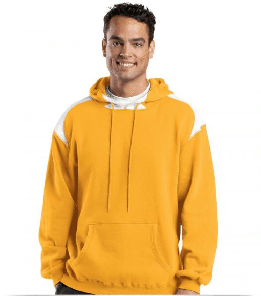 Custom Hooded Pullover Sweatshirt