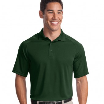 Embroidered Men's Dri Fit Polo Shirt