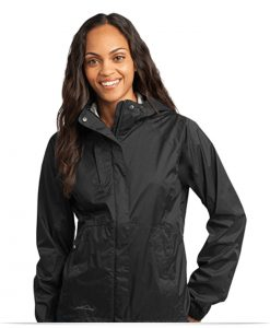 Personalized Logo Eddie Bauer Technical Rain Shell
