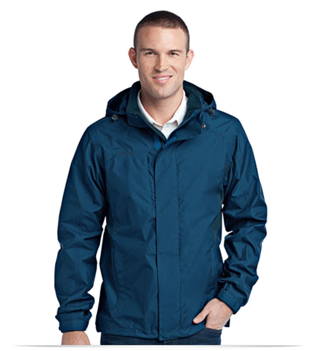 Customize Eddie Bauer Rain Jacket