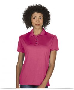 Personalized Ladies Jersey Dri-Fit Polo