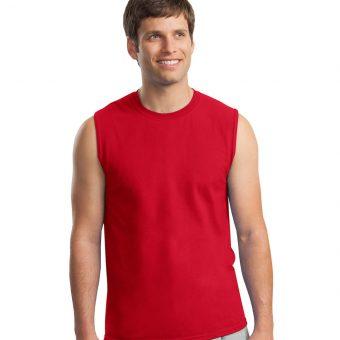 Customize Gildan Sleeveless T-Shirt