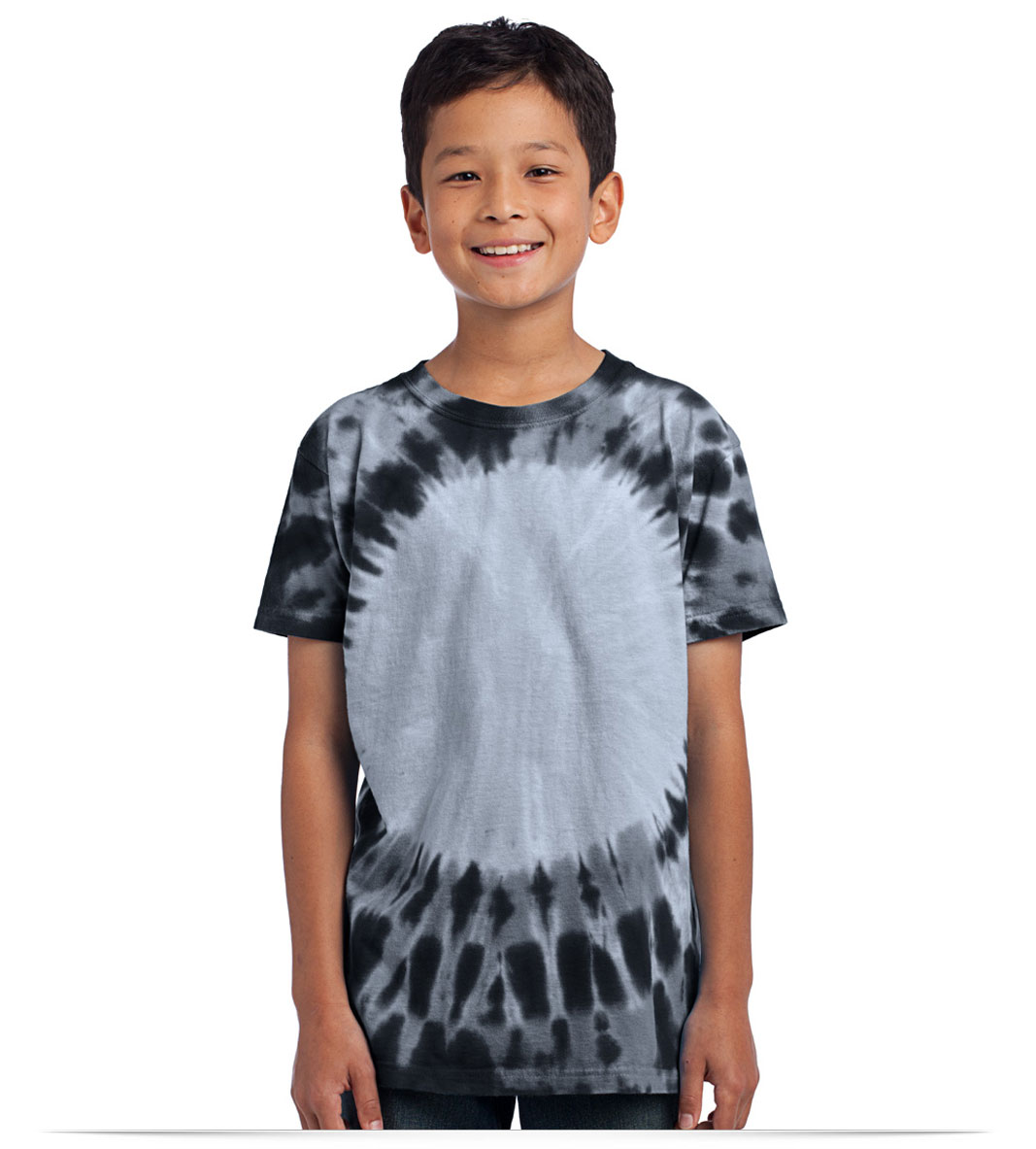 Port and Company Youth Tie Dye Tee