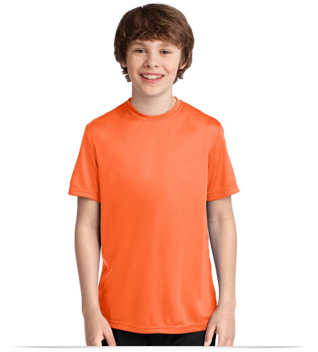 Personalized Port and Company Youth Essential Performance Tee