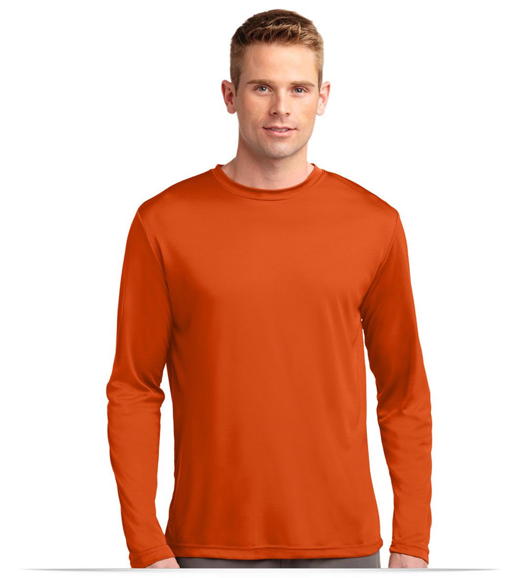 Customize Sport-Tek Long Sleeve Competitor Tee