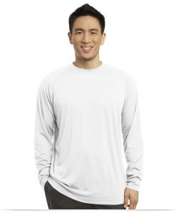 Customize Sport Tek Long Sleeve Performance Crew