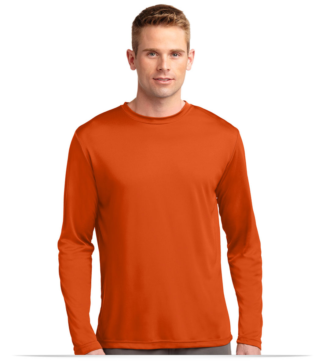 Personalized Sport-Tek Tall Long Sleeve Competitor Tee