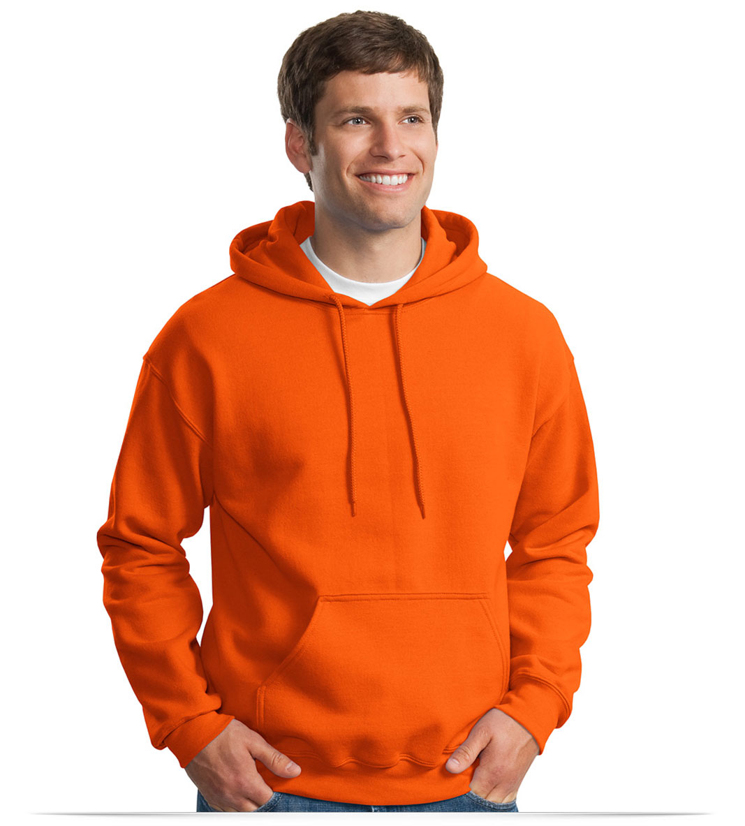 Custom Gildan Pullover Hooded Sweatshirt