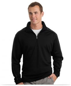 Personalized Nike Golf – Dri-FIT 1/2-Zip Cover-Up