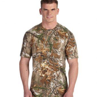 Design Code Five Camouflage Pocket T-Shirt