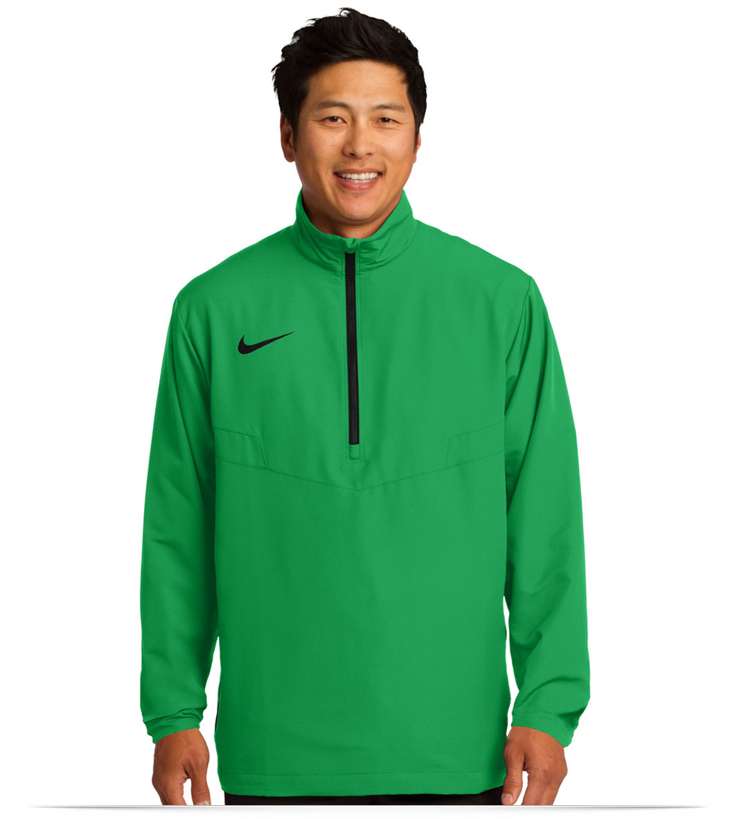 Customize Nike Golf Half-Zip Wind Shirt