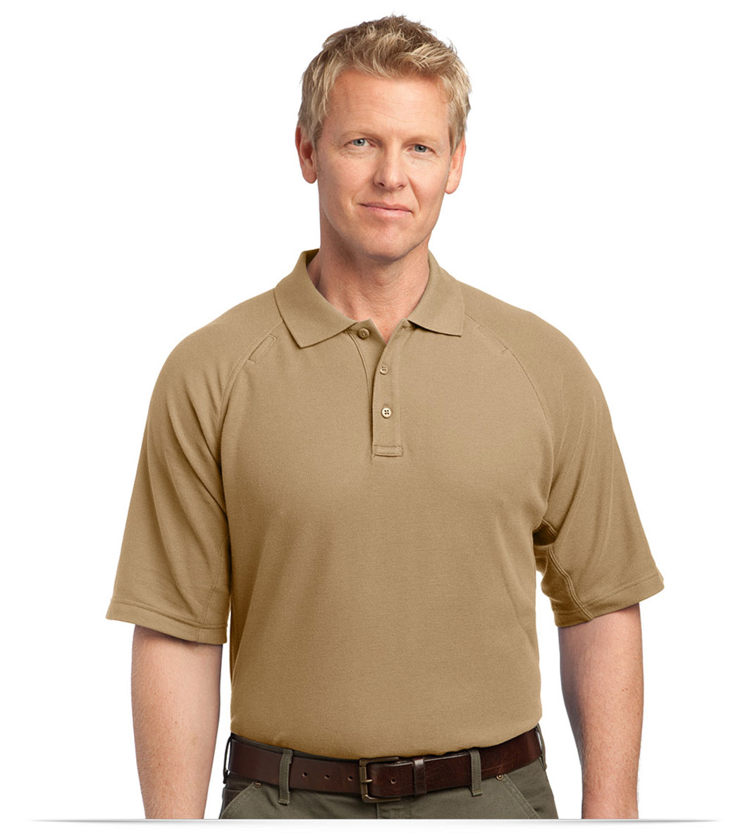 Customize Corner Stone EZCotton Tactical Polo