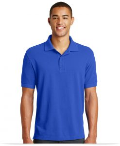 Customize Eddie Bauer Cotton Pique Polo