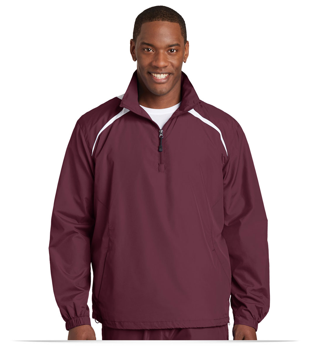 Design Sport-Tek 1/2-Zip Wind Shirt
