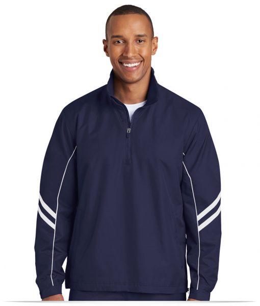 Design Sport-Tek Shield Ripstop 1/2-Zip Pullover