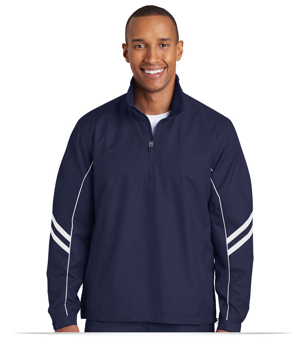 Design Sport-Tek Shield Ripstop 1/2-Zip Pullover