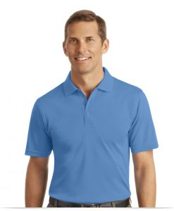 Personalized Port Authority Silk Touch Interlock Polo