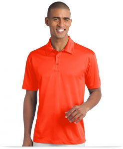 Embroidered Port Authority Tall Silk Touch Performance Polo