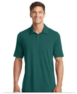 Customize Port Authority Cotton Performance Polo