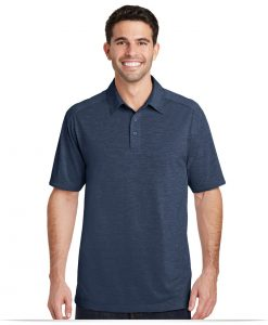 Customize Port Authority Digi Heather Performance Polo
