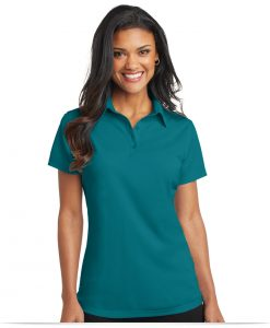 Embroidered Port Authority Ladies Dimension Polo