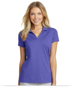 Customize Port Authority Ladies Rapid Dry Mesh Polo