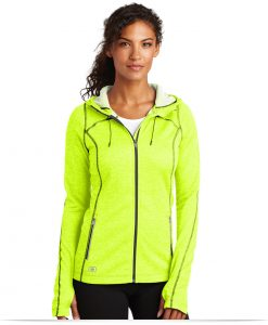 Embroidered Endurance Ladies Pursuit Full-Zip