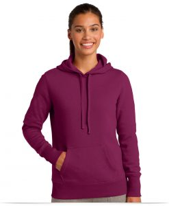 Personalized Sport-Tek Ladies Pullover Hooded Sweatshirt