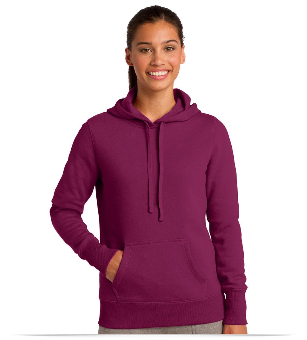 Personalized Sport-Tek Ladies Pullover Hooded Sweatshirt