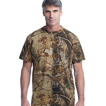 Custom Russell Outdoors 100% Cotton T-Shirt