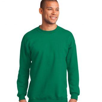 Custom Logo Port and Company Tall Crewneck Sweatshirt
