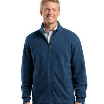 Red House Sweater Fleece Full-Zip Jacket