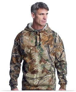 Custom Russell Outdoors Pullover Hooded Sweatshirt