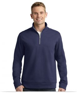 Personalize Embroidered Logo on Sport-Tek Repel 1/4-Zip Pullover