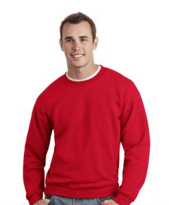 Custom Logo Gildan Crewneck Sweatshirt