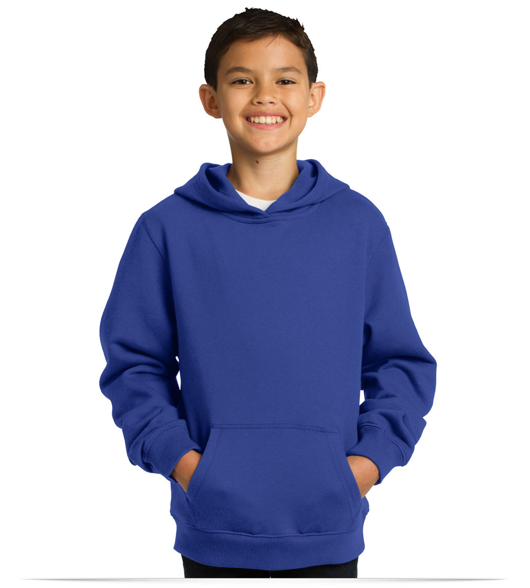 Customize Sport-Tek Youth Pullover Hooded Sweatshirt