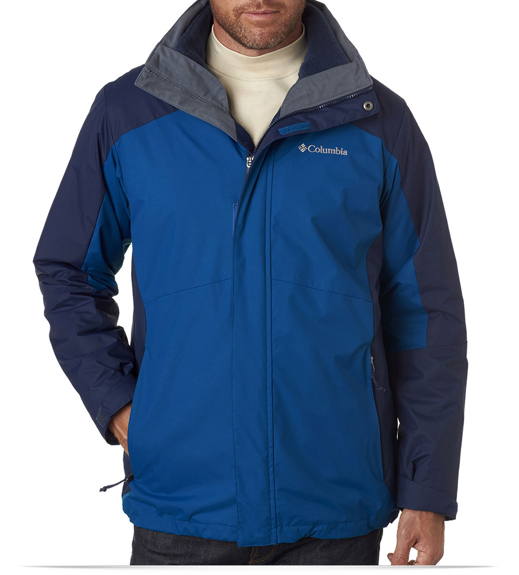 Personalized Columbia Men's Eager Air Interchange Jacket