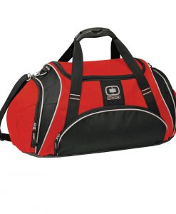 Custom Embroidered Ogio Duffle Bag with Logo