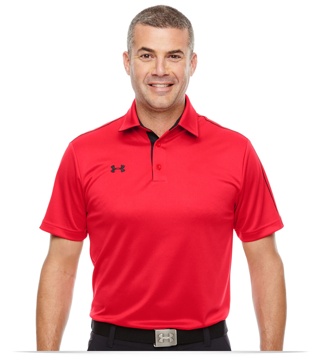 Custom Embroidered Under Armour Men's Polo
