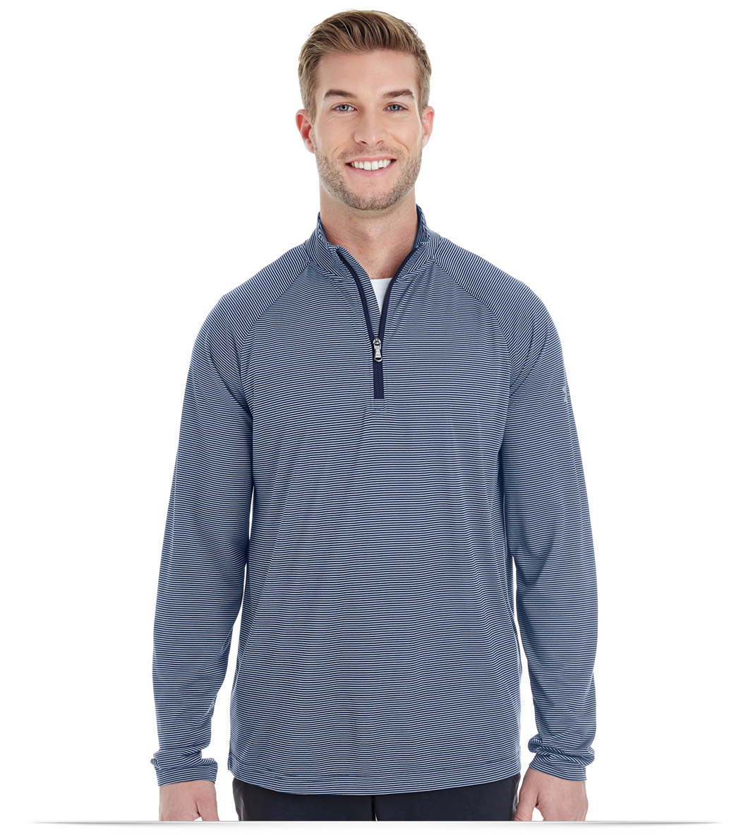 Embroidered Under Armour Men's Quarter Zip Pullover