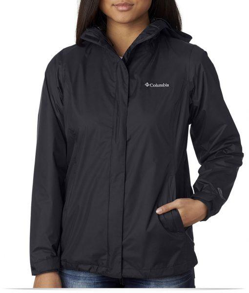 Custom Columbia Ladies Arcadia II Jacket