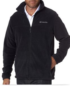 Custom Columbia Men's Mountain Full-Zip Fleece