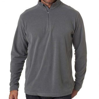 Custom Logo on Columbia Men's Pullover
